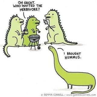 Herbivores Unite!